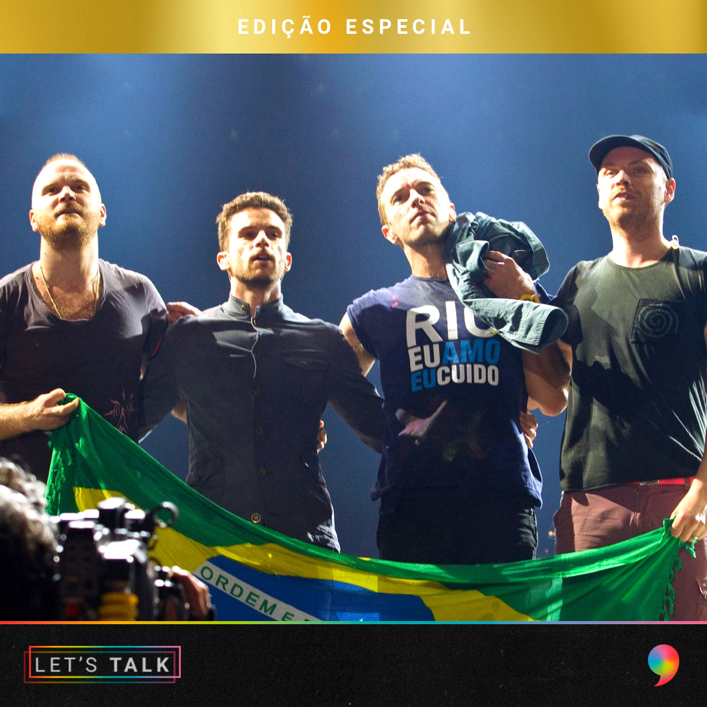 Coldplay Rock In Rio