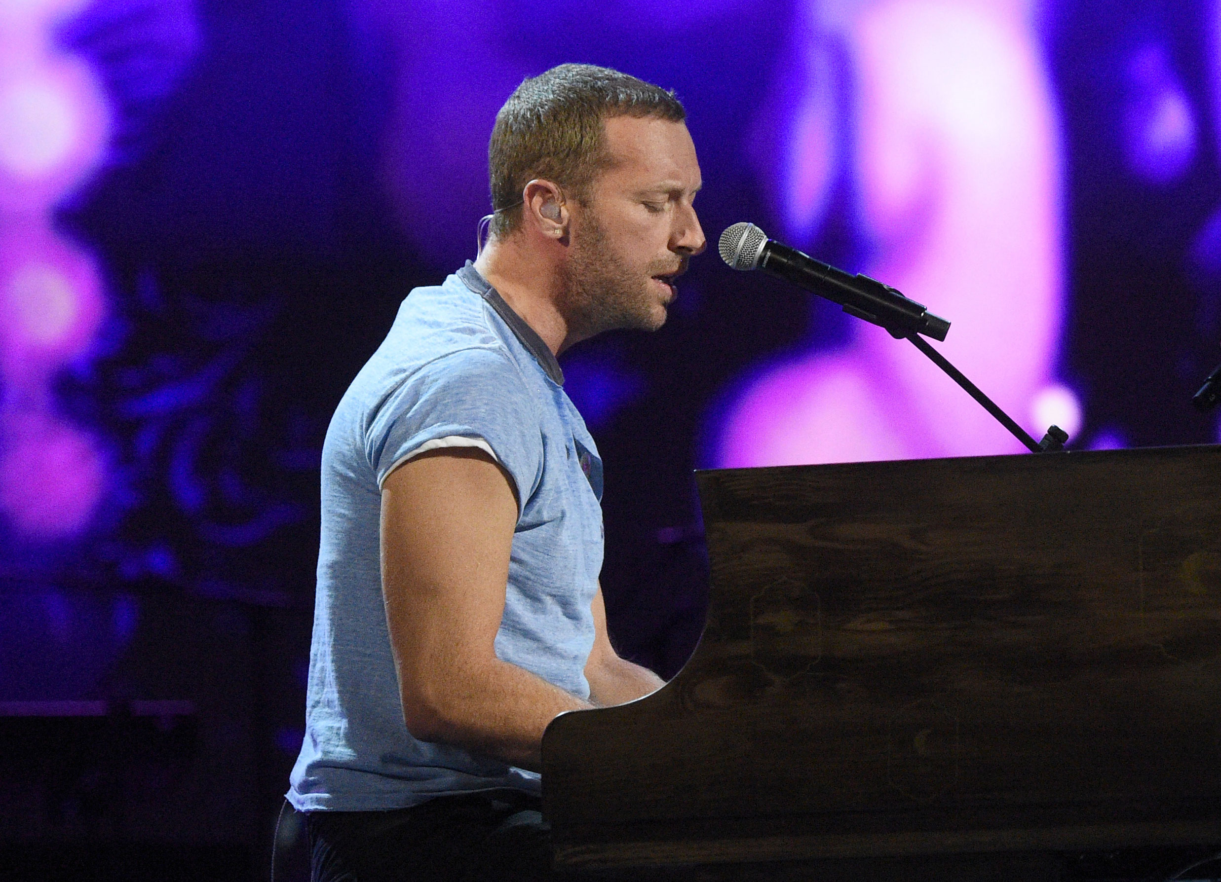 Chris Martin Grammy